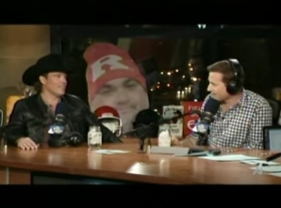 Clay Walker on Artie Lange
